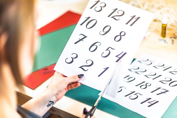 Starlab Tis The Season To Get Crafty Make Your Own Advent Calendar