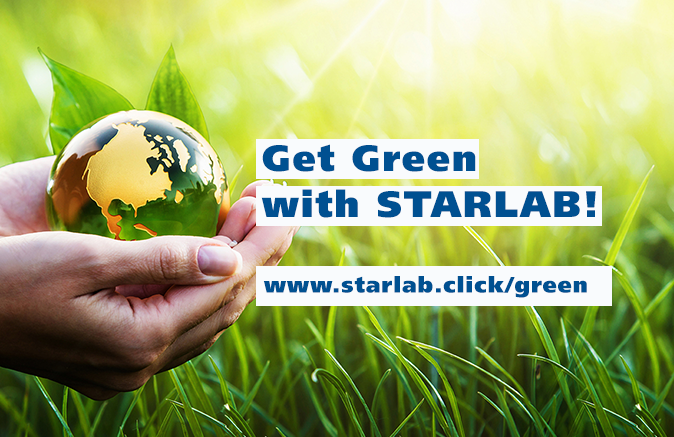 Get Green with STARLAB