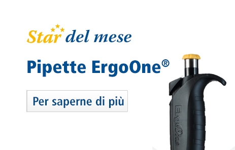 Star of the month: ErgoOne Pipettes