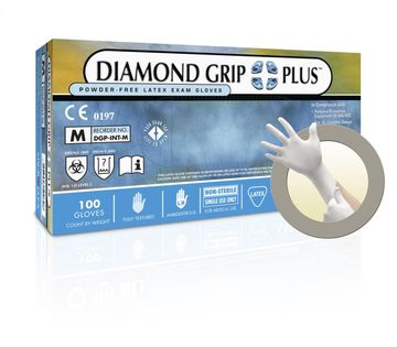 Image – Handschuhe DIAMOND GRIP PLUS - key visual