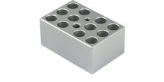 Image – Metal Blocks for Mini Dry Bath (For 12 x 1.5/2.0 ml Microcentrifuge Tubes) - product