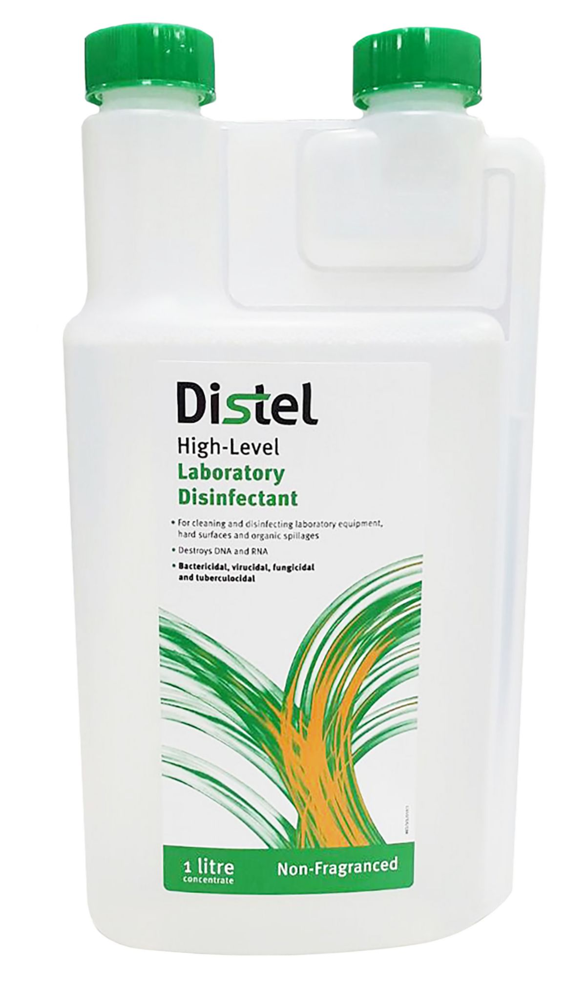 Distel High Level Disinfectant Laboratory Disinfectant