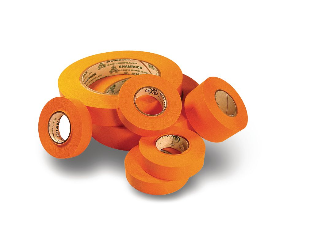 Laboratory ID Tape - orange