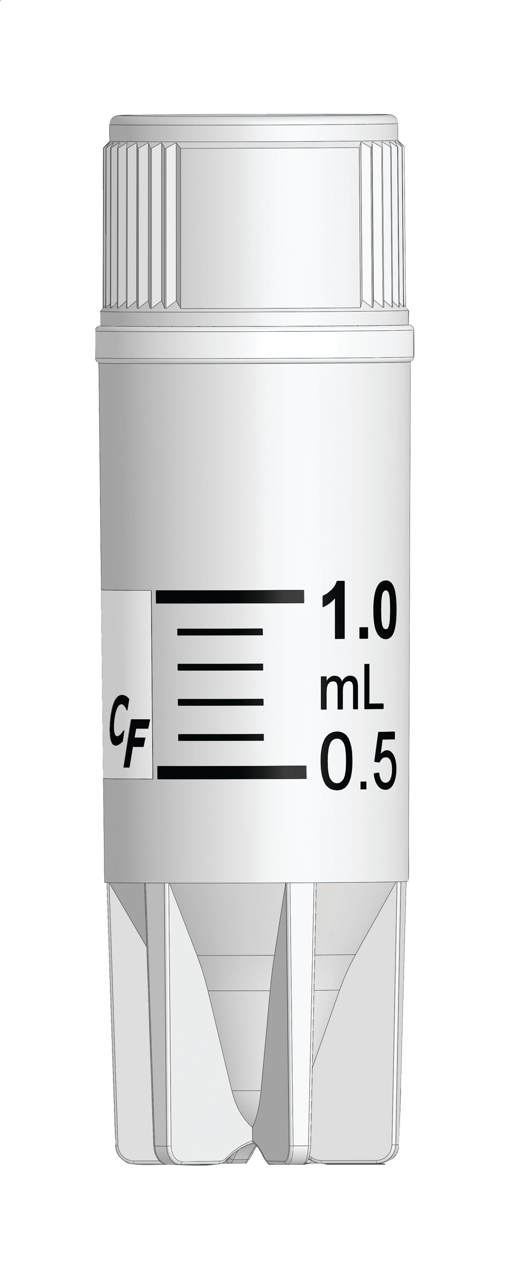 Cryogenic Vials (Sterile) 1.0 mL