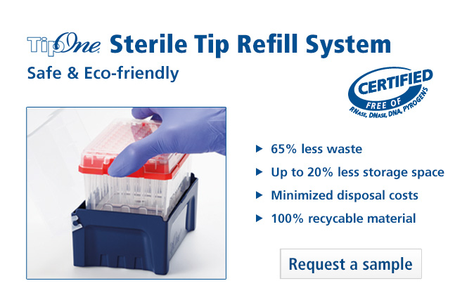 Star of the Month: Sterile Refills