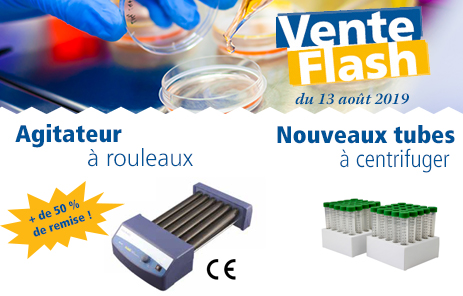 Vente Flash du 13 août 2019